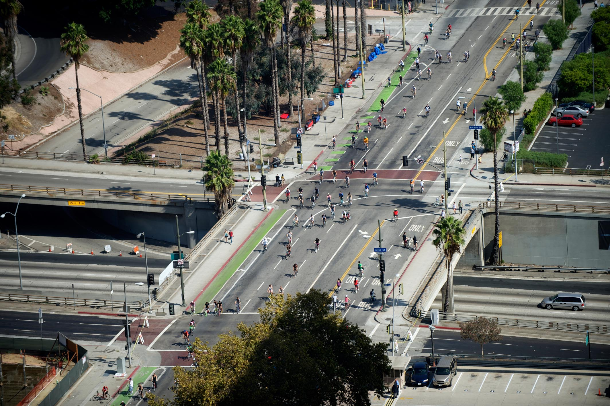 Photo: Gary Leonard. Image Courtesy of CicLAvia