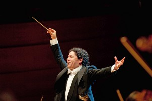 Gustavo Dudamel, LA Phil Music Director