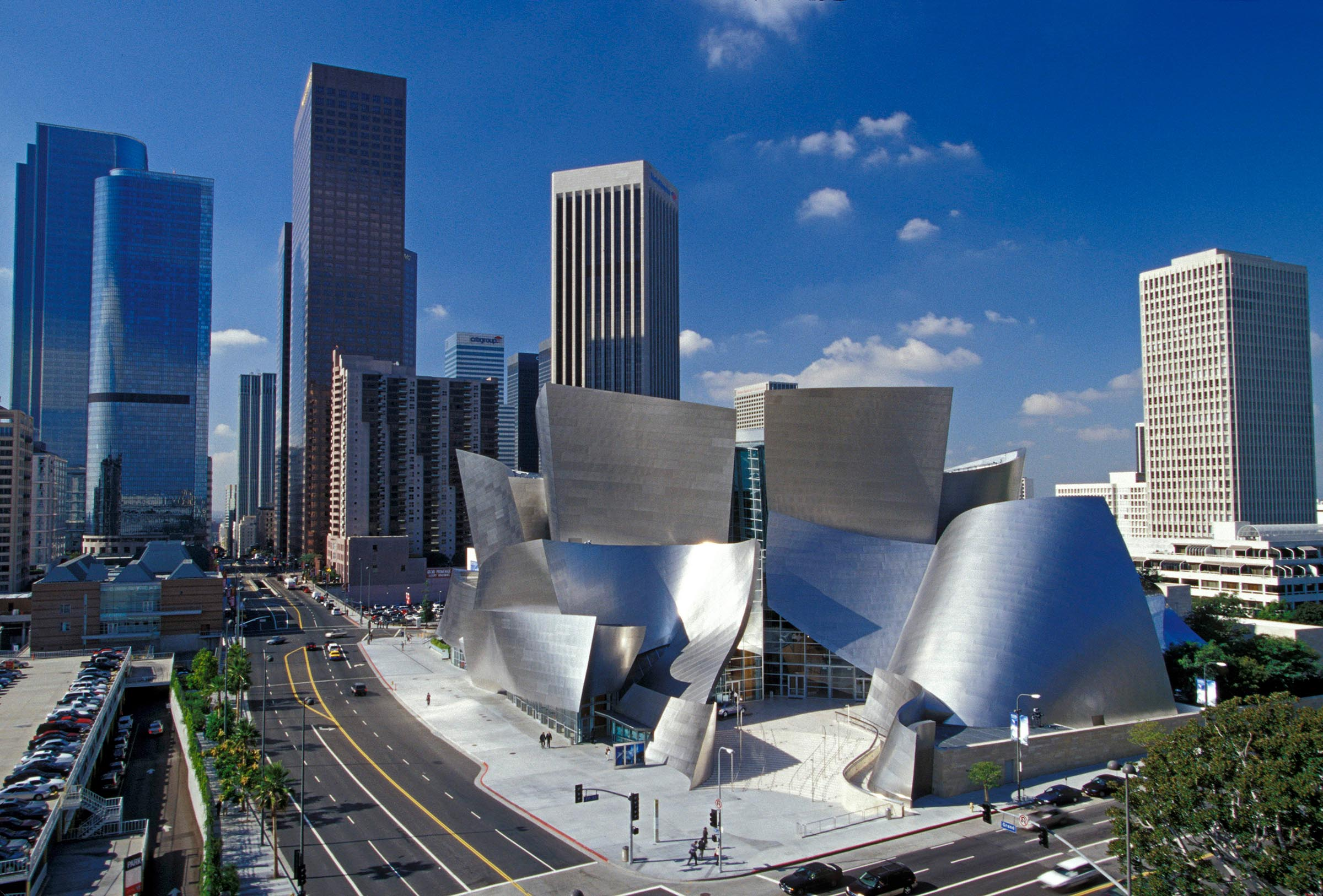 Image provided by Gehry Partners, LLP