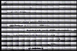 Contact sheet for Pacific Coast Highway, 1974